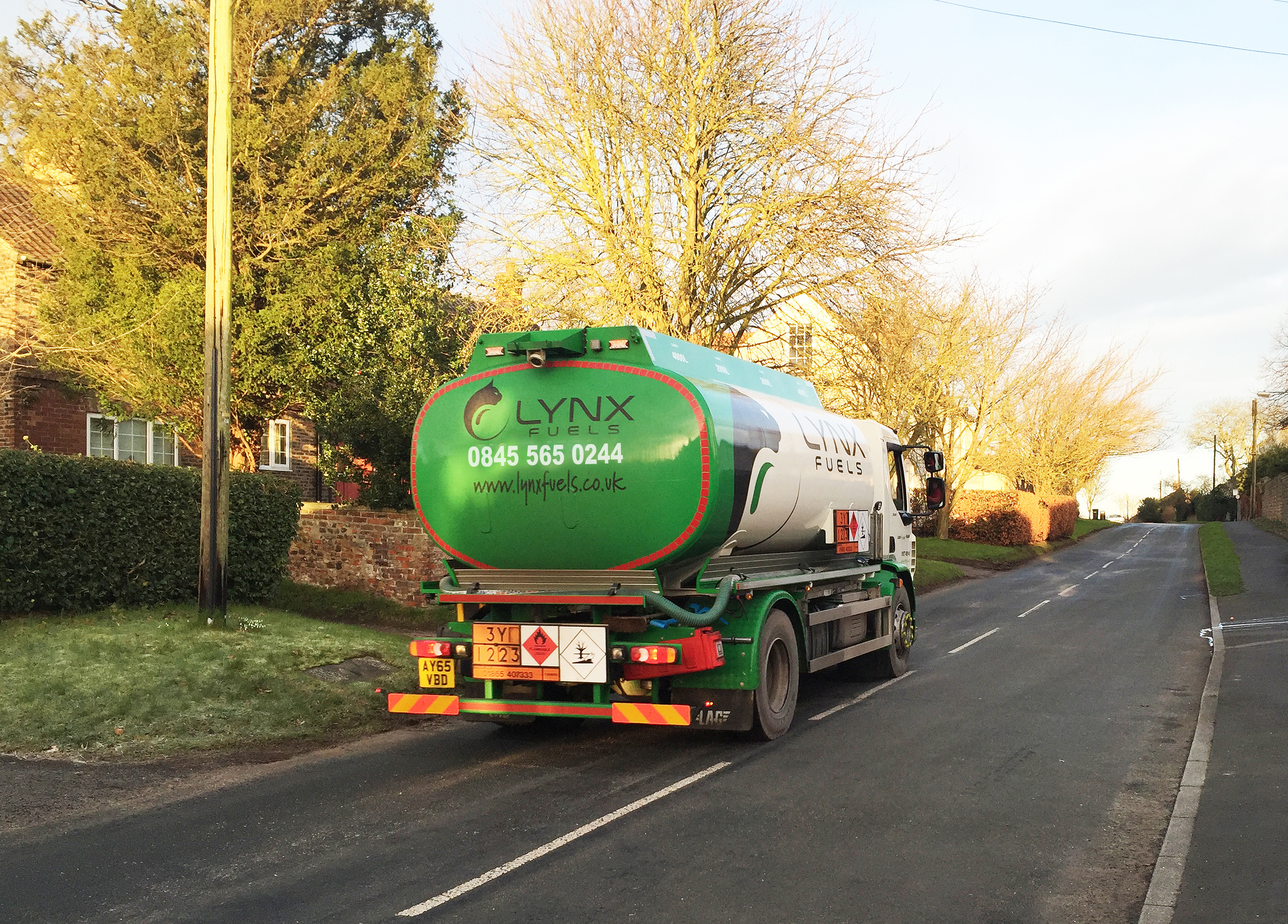 Our Domestic Fuel Supply Service