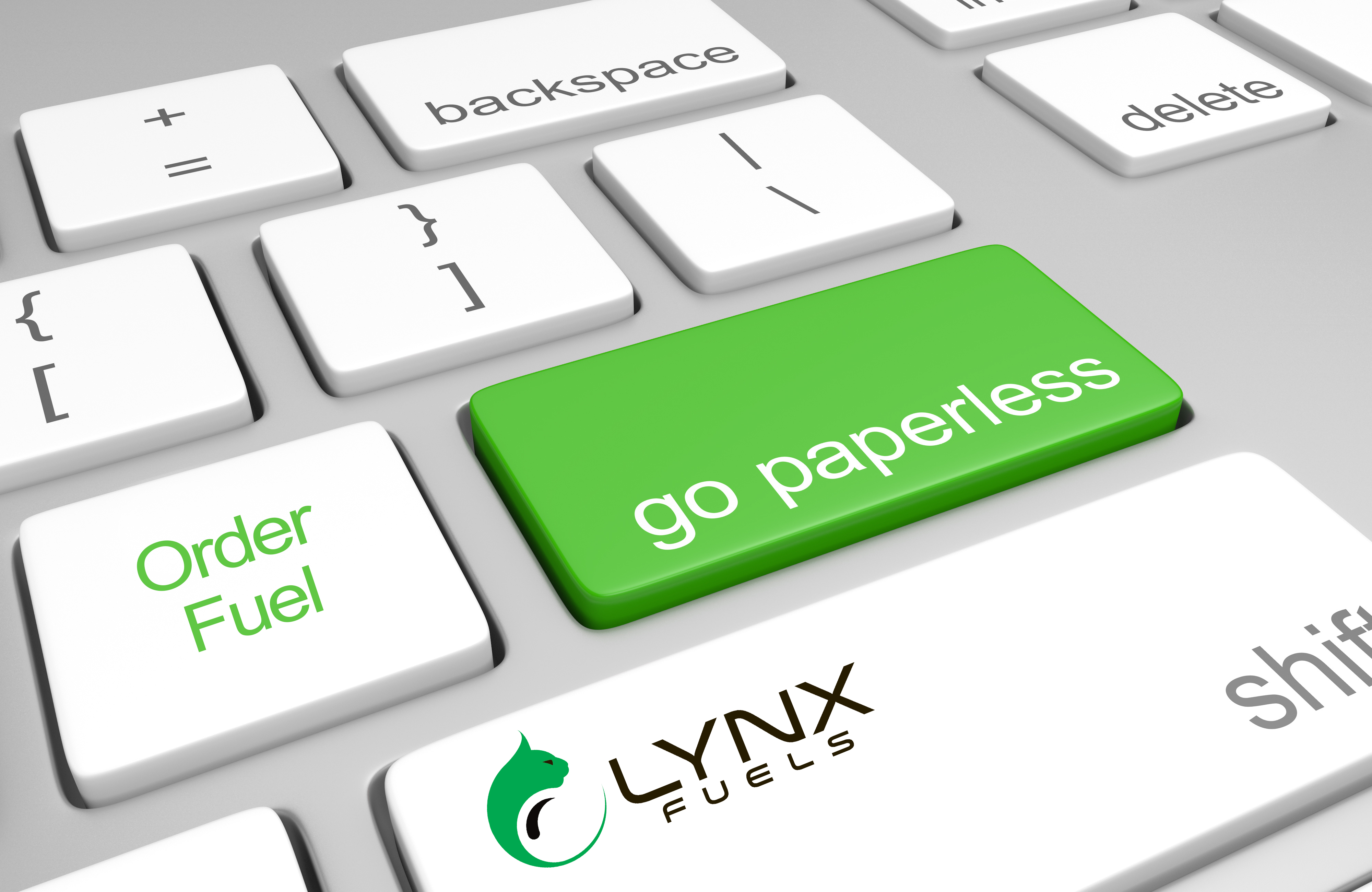 Go Paperless with Lynx Fuels!