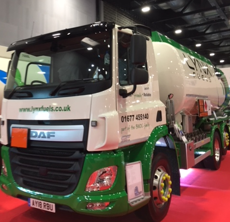 Showcasing Our Brand-New Tanker at The FPS Expo 2018