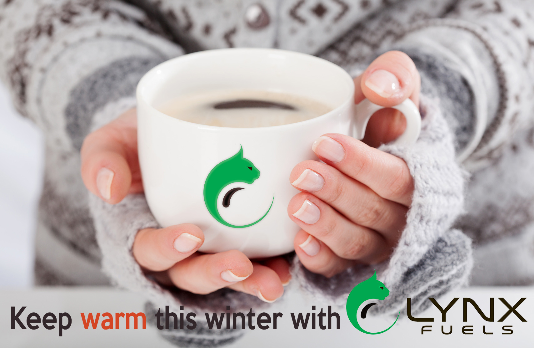 Keep Warm This Winter with Lynx Fuels!